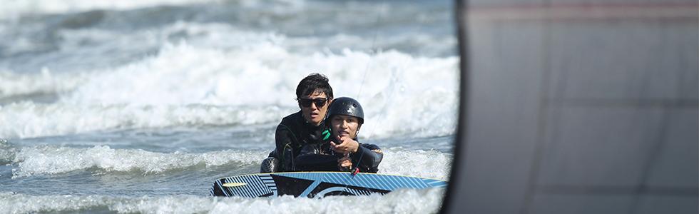 カイトサーフィンやりたいと思ったらMKSURFへ